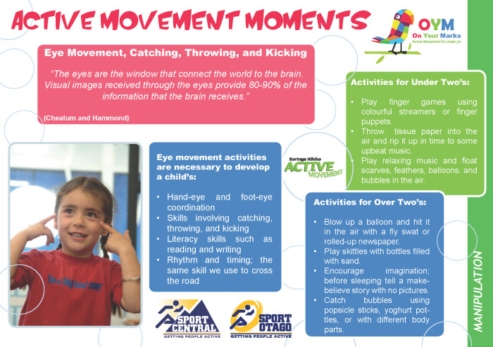 Active Movement Moments_Eye Movement_A4